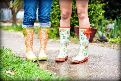rain boots 4