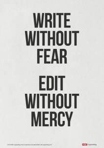 write edit