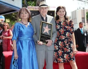 Danielle+Koenig+Walter+Koenig+Honored+Hollywood+yfVrAjwRDmGl
