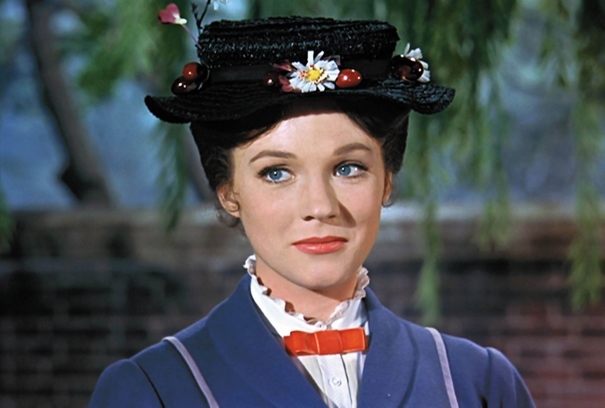 Homage to Dame Julie Andrews, Happy 80th Birthday!
