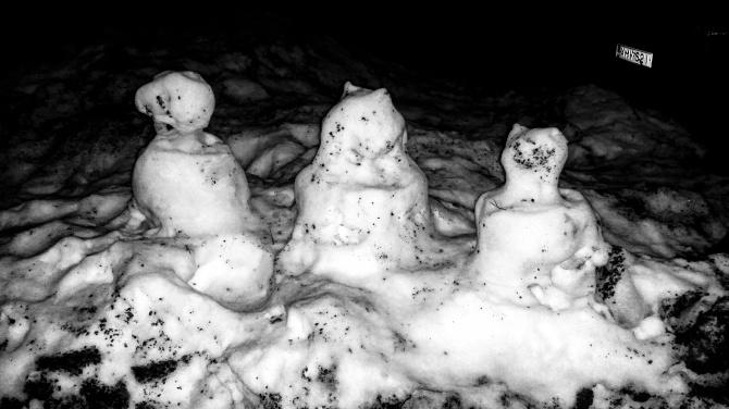snow mummies