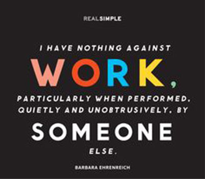 against-work