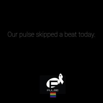 our pulse skipped a beat today