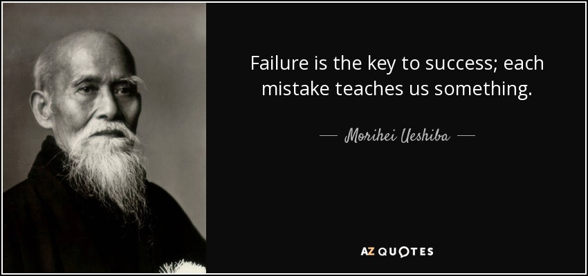"essay on failure teaches success Henry ford once said: ""failure is the opportunity to begin again, this time more intelligently "" it is hard to imagine that this famous historical figure ever failed in."