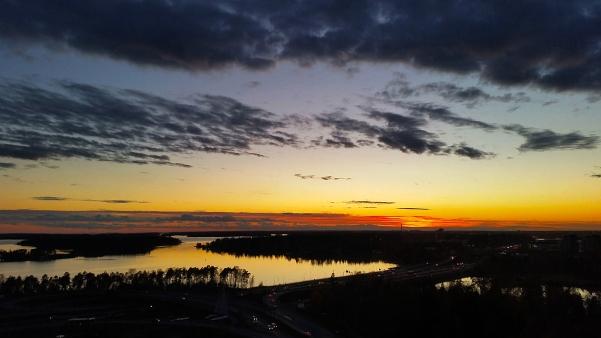 yellow-sunset