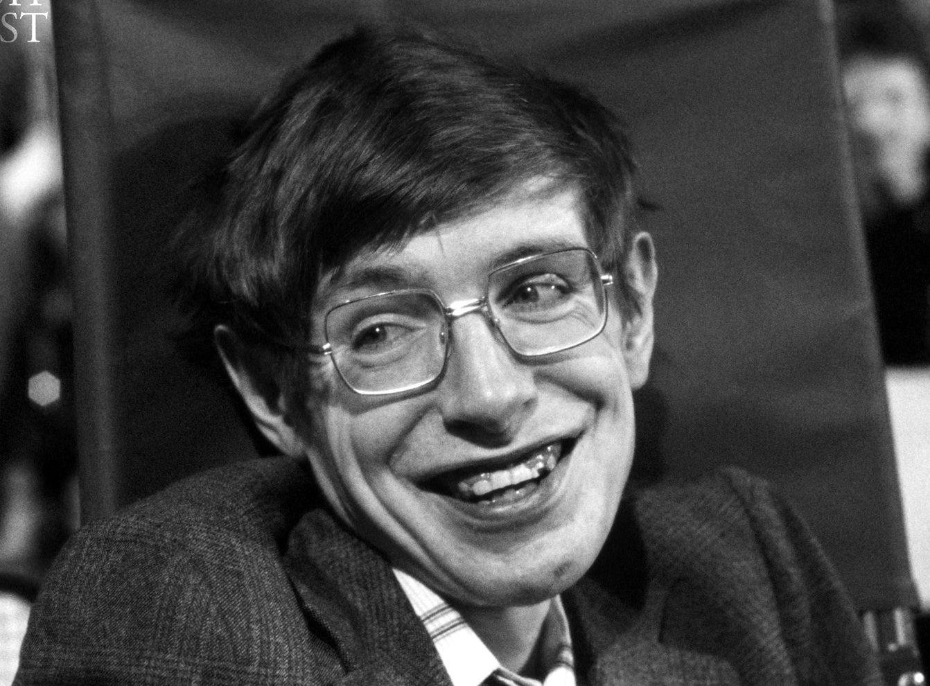 Stephen Hawking Image: In Memoriam: Stephen Hawking